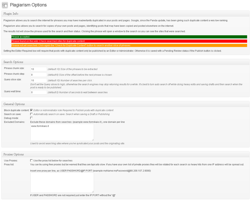 plagiarims_wordpress_plugin_options
